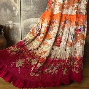 Beautiful Gypsy Skirt